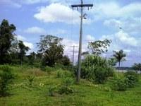 Presidente da Câmara, vereadores e coordenador vistoriam obras do Luz Para Todos na Zona Rural de Manicoré