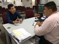 Presidente Neto cobra melhorias nos serviços da agência do Bradesco em Manicoré