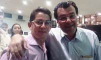 Roberval Neves participa de encontro com o Ministro de Minas e Energia Eduardo Braga