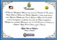 Sessão Solene abre os trabalhos do Legislativo Manicoreense nesta segunda-feira 4