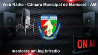 Sessões da Câmara de Manicoré passam a ser transmitidas por Web Rádio