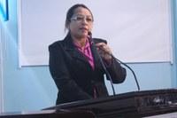 Socorro Abreu propõe dar nome a creche em homenagem a saudosa Profª Carmelita