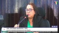 Socorro Bandeira sugere que prefeitura promova ações de urbanização nas ruas de Manicoré