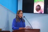 Socorro Torres indica recuperação da travessa Matupi no bairro Manicorezinho