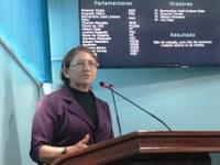 Socorro Torres indica reforma de escola na comunidade de Braço Grande