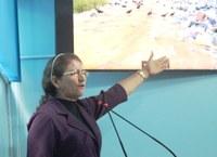 Socorro Torres pede providências no Lixão do Município