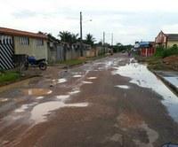 Socorro Torres solicita instalação de Bueiros nas ruas no bairro de Andaraí e Laura Vicunã