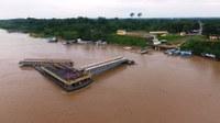 Terminal hidroviário desativado causa prejuízos à população de Manicoré
