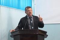 Vereador Augusto Vieira é eleito novo presidente da Câmara Municipal de Manicoré