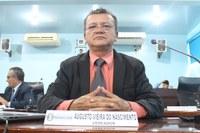 Vereador Augusto Vieira registra sua impugnação ao DNIT