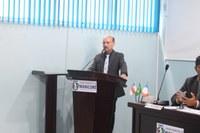 Vereador Yuri Reis (PSD) apresenta oficio da coordenadoria Municipal de Vigilância Sanitária