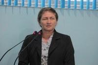 Vereadora Socorro Torres (PSDC)  indica retirada de caçambas da rampa do antigo porto de Manicoré