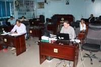 Vereadores da Câmara de Manicoré discutem Plano Municipal de Educação