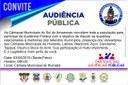 Vereadores de Manicoré participarão de Audiência Pública em Humaitá
