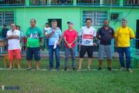 Vereadores de Manicoré prestigiaram Torneio inicio do 48°Campeonato Manicoreense de futebol.