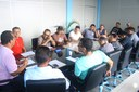 Vereadores de Manicoré realizam reunião com Prefeito para solucionar Problemas do Município