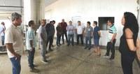 Vereadores de Manicoré visitam instalações da nova Agroindústria de Beneficiamento de Frutas