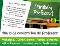 Vereadores prestam homenagem ao Dia do Professor e da Professora