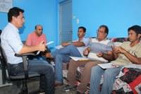 Vereadores vistoriam funcionamento do Hospital Regional Dr. Hamilton Cidade e recolhem documentos