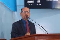Yuri Reis apresenta Projeto de Lei que sugere teste da orelhinha em recém-nascidos