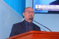 Yuri Reis solicita convocação do Conselho de Agricultura do Município a dar explicações