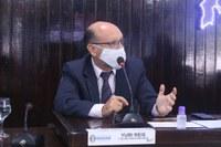 Yuri Reis solicita decretação de estado de emergência na Infraestrutura de Manicoré